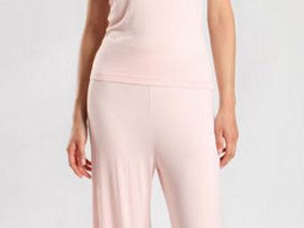 ALTHEANE - timéa rose - Top De Pyjama