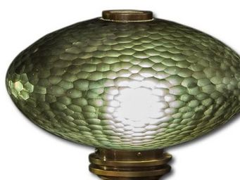 Gong - gatsby oval base lamp - Abat Jour