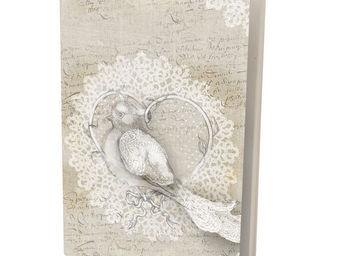 Mathilde M - carnet 32 pages amour d'oiseaux - Carnet