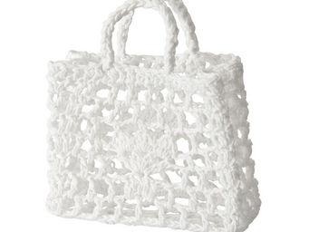 Mathilde M - mini sac à main mailles d'autrefois - Décoration De Table