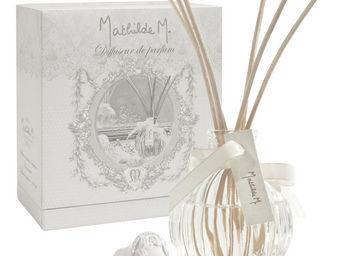 Mathilde M - diffuseur côtelé, parfum rose thé - Diffuseur De Parfum