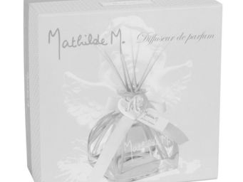 Mathilde M - grand diffuseur verre, parfum chanvre - Diffuseur De Parfum
