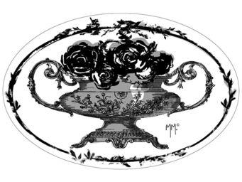 Mathilde M - savon coupe de roses, parfum rose ancienne (fabric - Savon