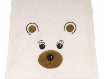 SIRETEX - SENSEI - serviette de toilette enfant 50x90cm en forme d'o - Serviette De Toilette Enfant