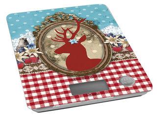 Orval Creations - balance �lectronique jardin d'hiver - Balance De Cuisine �lectronique