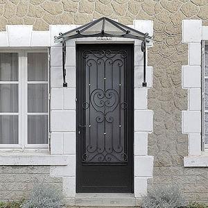Reignoux Creations -  - Porte D'entr�e Vitr�e