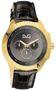 DOLCE & GABBANA - d&g chamonix dw0654 - Montre