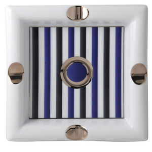 Bernardaud - delos bleu - Vide Poche