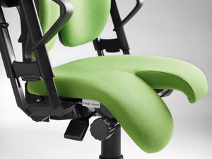 Design + - duo-back 114 arthrod�se - Si�ge Ergonomique