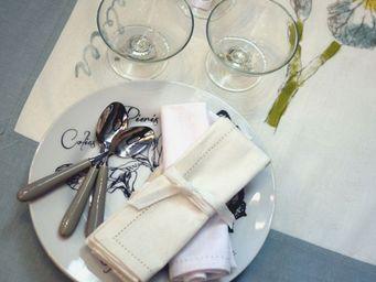 Interior's -  - Assiette Plate