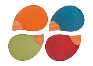 atelier de la foret - tapis de souris avec bois - Tapis De Souris