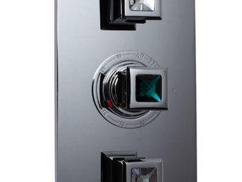 Cristal Et Bronze -  - Mitigeur Thermostatique Douche