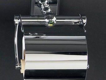 Cristal Et Bronze - ile-de-france cristal - Porte Papier Hygi�nique