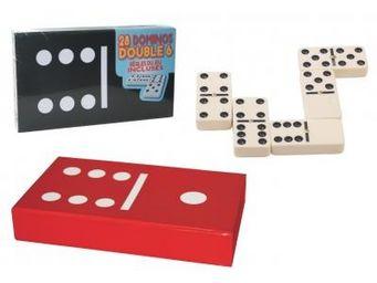 Cm - jeux de dominos - couleur - noir - Dominos