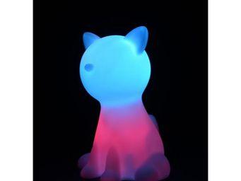 La Chaise Longue - veilleuse chat - Veilleuse Enfant