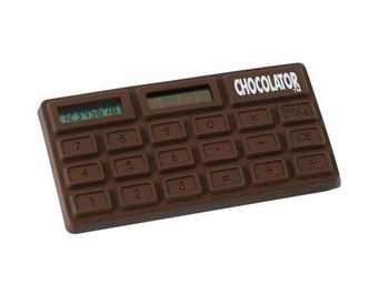 La Chaise Longue - calculatrice chocolator - Calculatrice