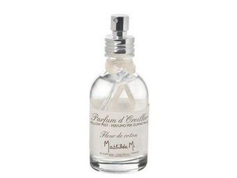 Mathilde M - parfum d'oreiller pure parme - 50 ml - mathilde m - Brume D'oreiller