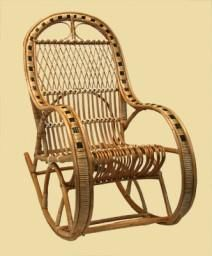 Wiker -  - Rocking Chair