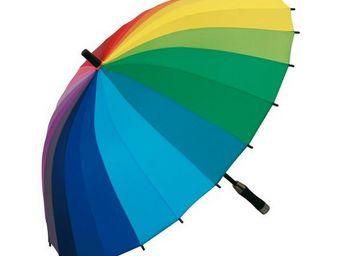 La Chaise Longue - parapluie rainbow - Parapluie