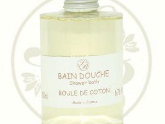 Savonnerie De Bormes - bain douche gamme douceur d�toffe, parfum� boule d - Gel Douche