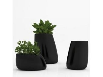 VONDOM - pot design vondom stone, laqué - Pot De Fleur