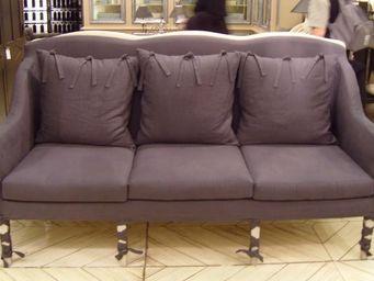 PROVENCE ET FILS - canape boudoir dehoussable - long 180 *prof 70* h - Canap� 3 Places