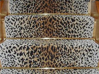 Moquettes A3C CARPETS - tapis pour escaliers panthere 1214 - Tapis D'escalier