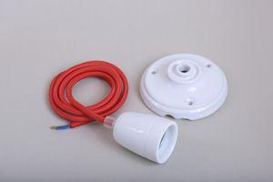 JURASSIC LIGHT - suspr - Kit De Suspension Pour Ampoule