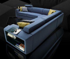 Milano Bedding - melvin - Canapé D'angle