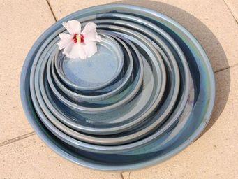 Les Poteries D'albi -  - Dessous De Pot De Jardin