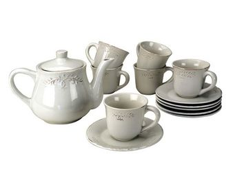 Interior's - service à thé tsarine - Service À Thé
