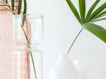 Athezza - clear - Vase � Fleurs