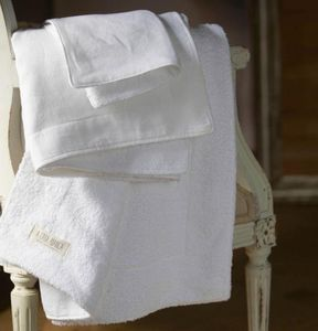 A CASA BIANCA - aosta bathroom towels - Serviette De Table
