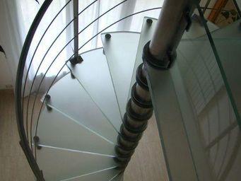 TRESCALINI -  - Escalier H�lico�dal