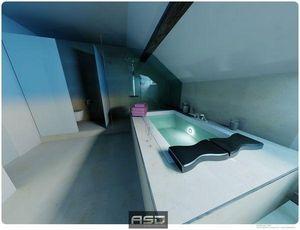 ASDesign ( ASD ) -  - Idées : Salle De Bains D'hôtel