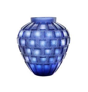 Daum - vase rythmes - Vase Décoratif