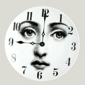 FORNASETTI -  - Horloge Murale