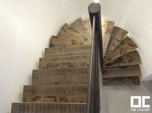 DIRK COUSAERT -  - Escalier Hélicoïdal