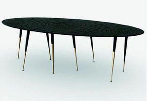 La Fibule -  - Table Basse Ovale
