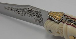 Goyon-Chazeau -  - Couteau De Table
