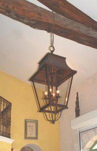 Lanternes d'autrefois  Vintage lanterns -  - Lanterne D'intérieur