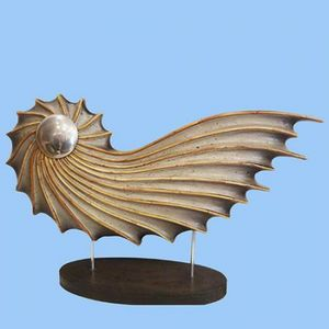 Mappemonde -  - Sculpture Animalière