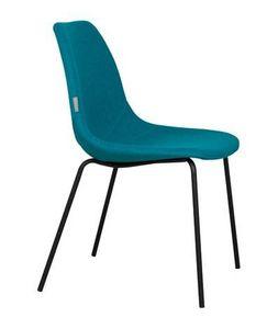 Mathi Design - lot 2 chaises design fifteen - Chaise Visiteur