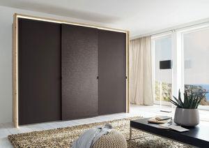 Futon Design -  - Armoire � Portes Coulissantes
