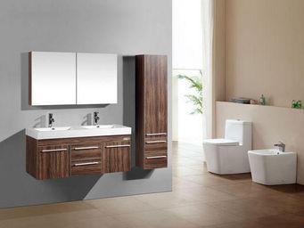 UsiRama.com - meuble salle de bain double vasques goodwood 1.2m - Meuble Double Vasque
