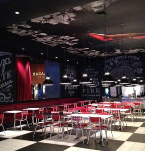 NIDO - las vegas - Agencement D'architecte Bars Restaurants