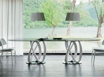 ITALY DREAM DESIGN - infinity - Table De Repas Ovale