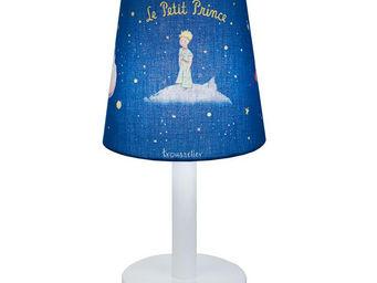 Trousselier - le petit prince - lampe de chevet blanc/bleu h30cm - Lampe De Chevet