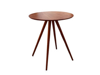 MyCreationDesign - sienne noyer - Table Bistrot