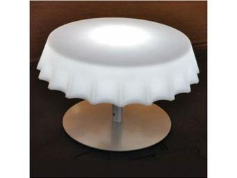TossB - table lumineuse capsule fizzz - Table De Repas Lumineuse